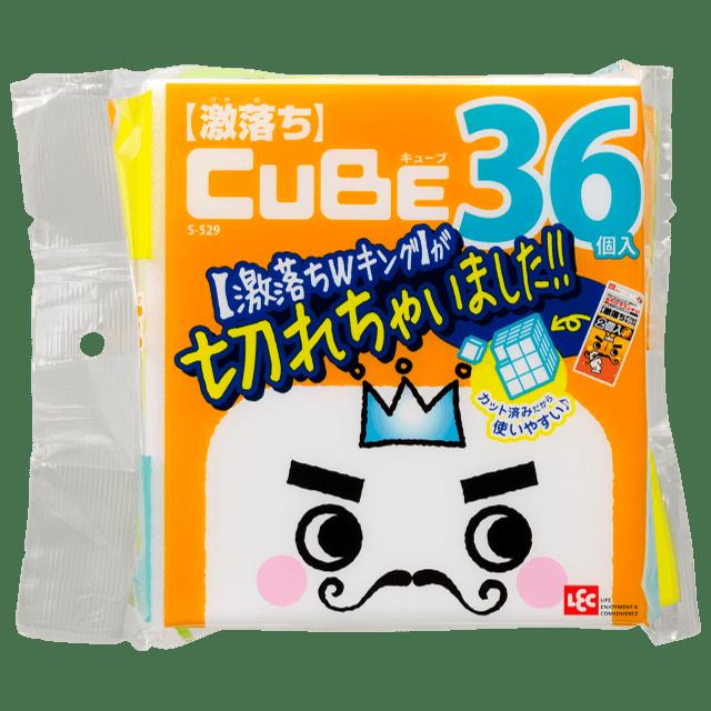 【激落ち キューブ】36P