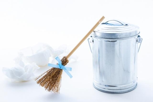 お部屋をお掃除する時のコツ