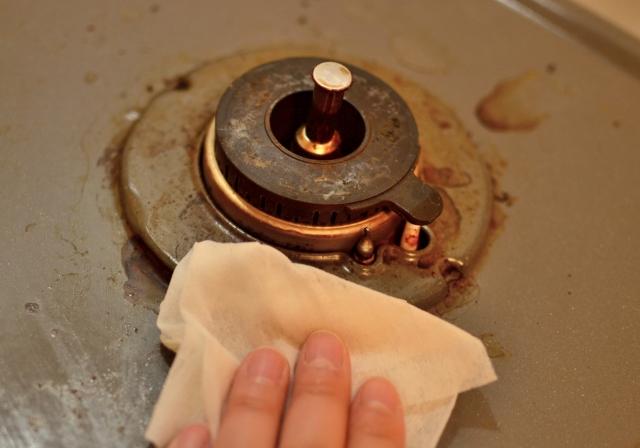 油汚れの種類別お掃除方法